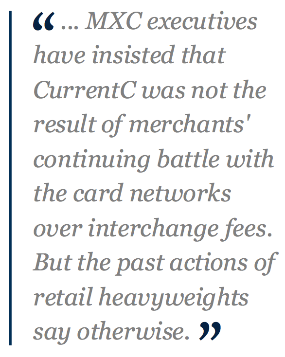 Two merchants pull the plug on NFC (and Apple Pay) as MCX