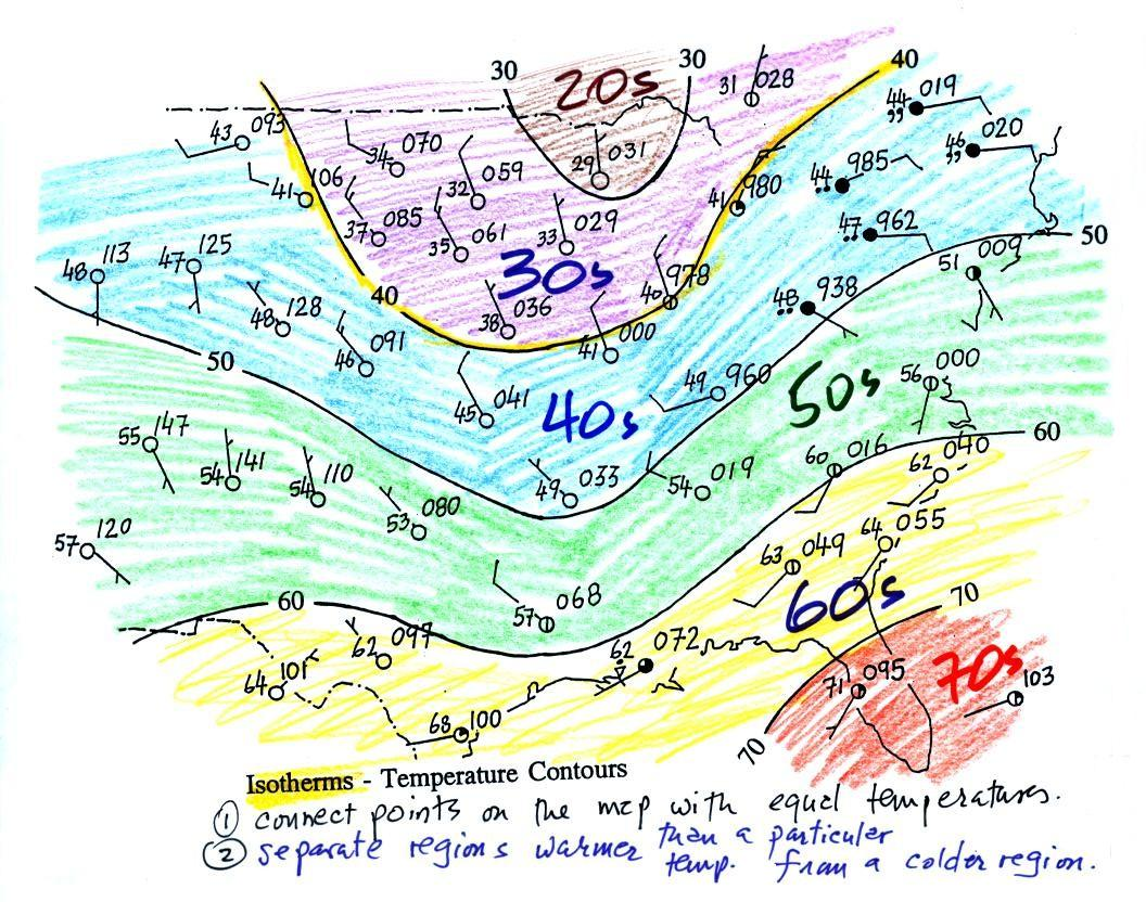 Weather Patterns Air Masses And Fronts Worksheet Answers