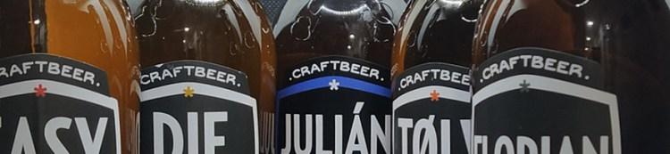 banner cerveza artesana