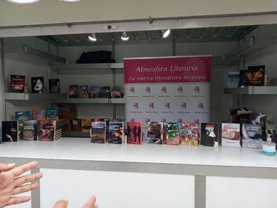 Atmósfera Literaria en la Feria del Libro de Pozuelo de Alarcón