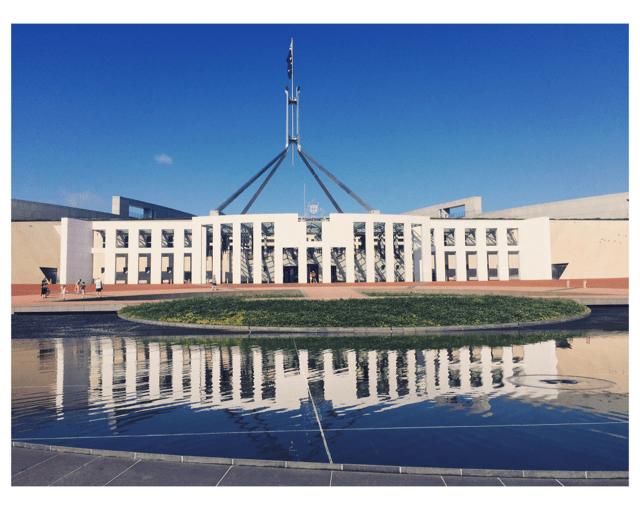 Canberra. Aiuto!