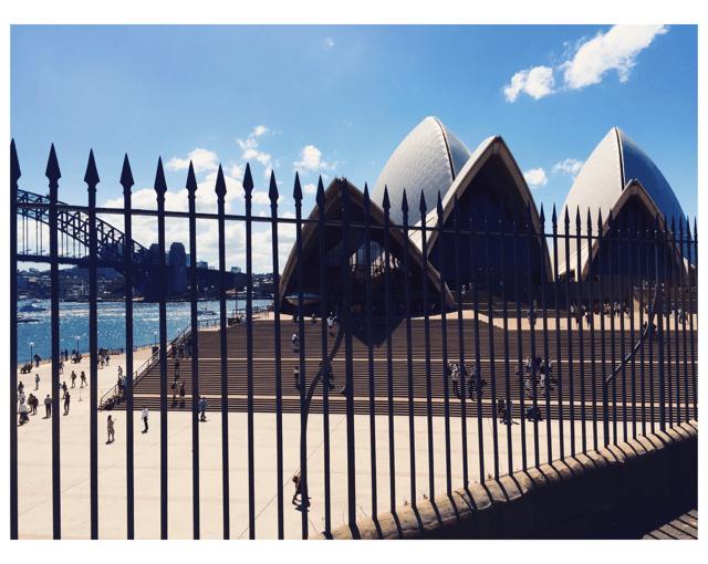 Come vedo Sydney.