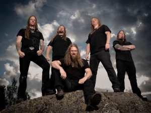 Los suecos de Amon Amarth regresa a Bogotá, Colombia