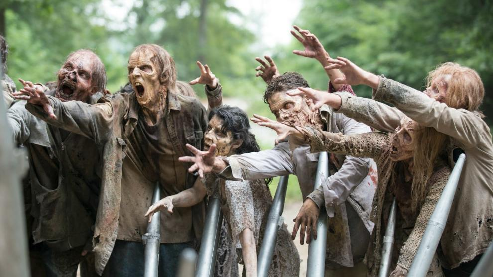 'The Walking Dead' Psychological Antidote For Death