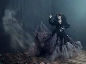 Two Decades Of Gothic Glamour In Contrasting Designs