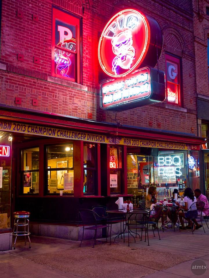 Beale Street Neon - Memphis, Tennessee