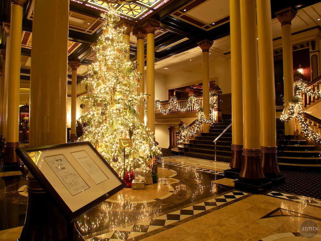 2013 Driskill Christmas Tree #2 - Austin, Texas