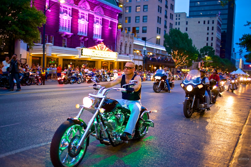 ROT Rally Parade, 2013 - Austin, Texas