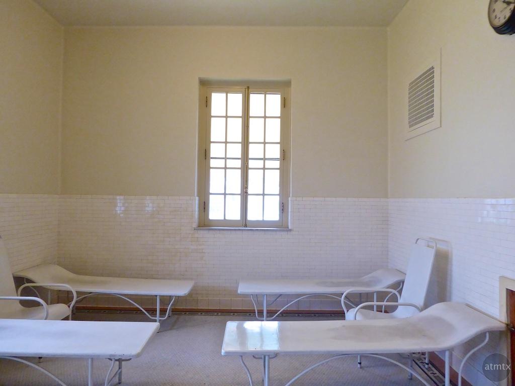 Interior, Fordyce Bathhouse - Hot Springs, Arkansas