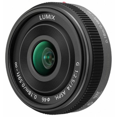 Panasonic 14mm f2.5