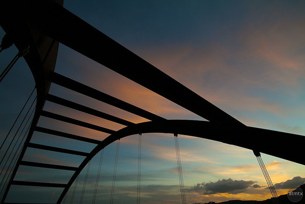 360 Bridge Silhouette