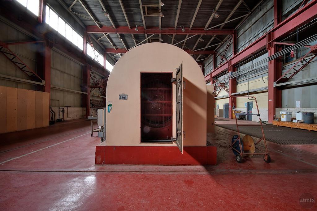 Generator Door