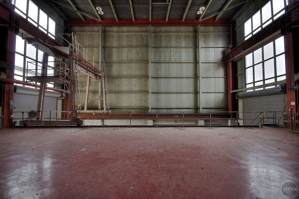 Holly Power Plant, Interior