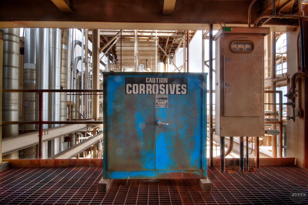 Corrosives