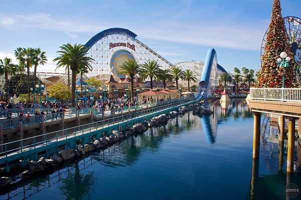 California Screamin', Disney's California Adventure