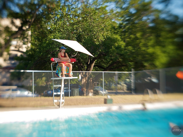 Life Guard #4, Ramsey Pool