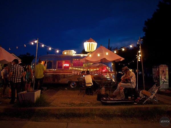 Hey Cupcake at Blue Hour, SoCo - Austin, Texas