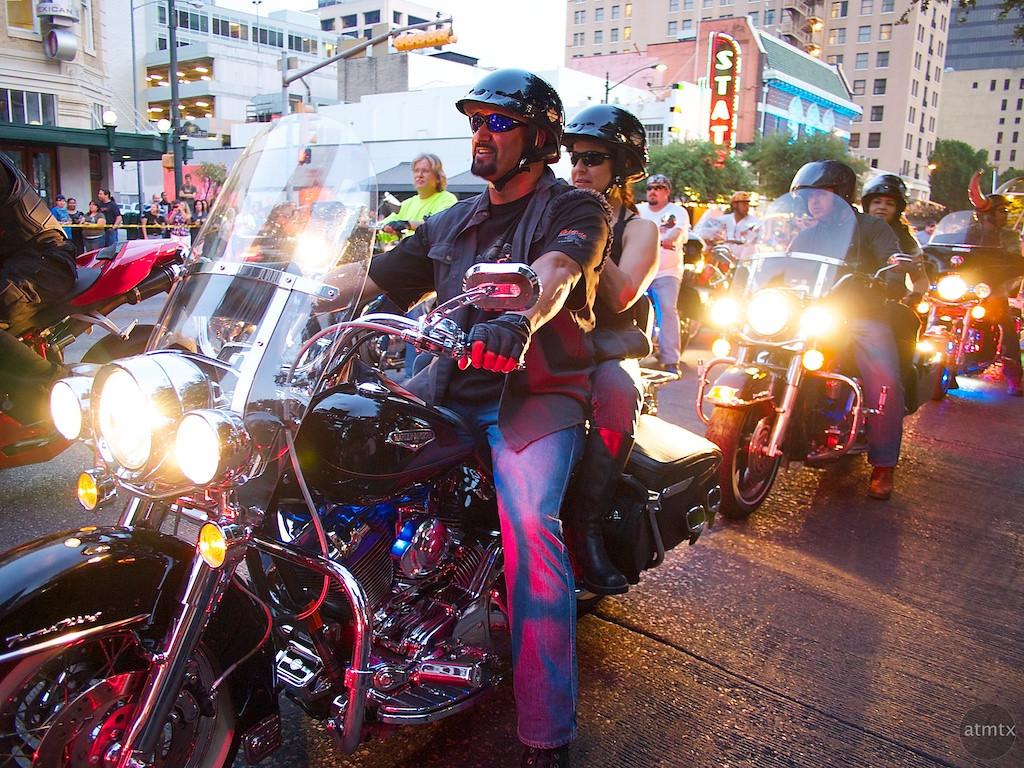 ROT Rally Parade #4, 2012 - Austin, Texas