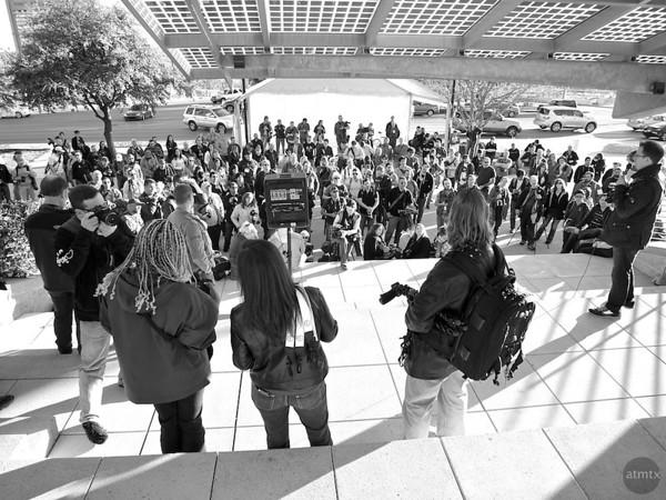 The SXSW Photowalk Crowd - Austin, Texas