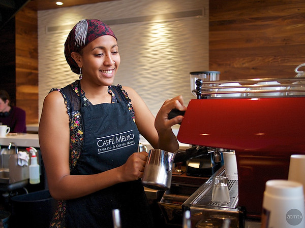 Bethel #1, Caffe Medici