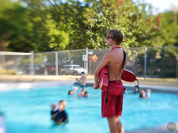 Life Guard #1, Ramsey Pool