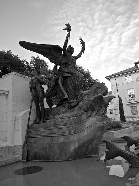 Littlefield Sculpture, University of Texas - Austin, Texas