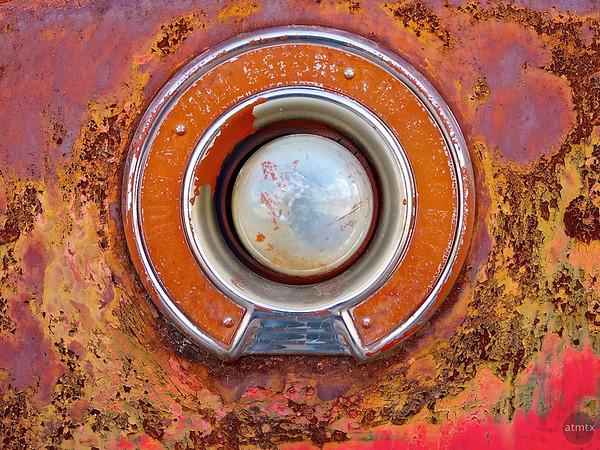 Rusted Eye - Smithville, Texas