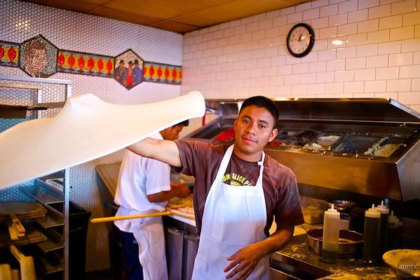 Ima Spins, Home Slice Pizza - Austin, Texas