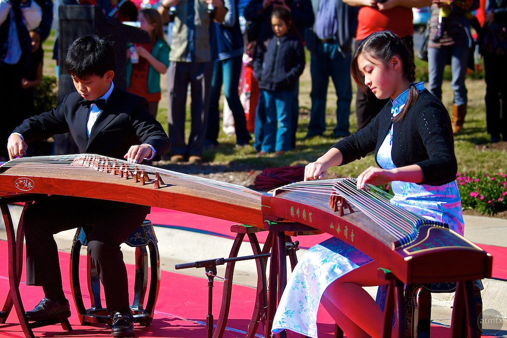 Musical Performance, 2012 Chinese New Year Celebration
