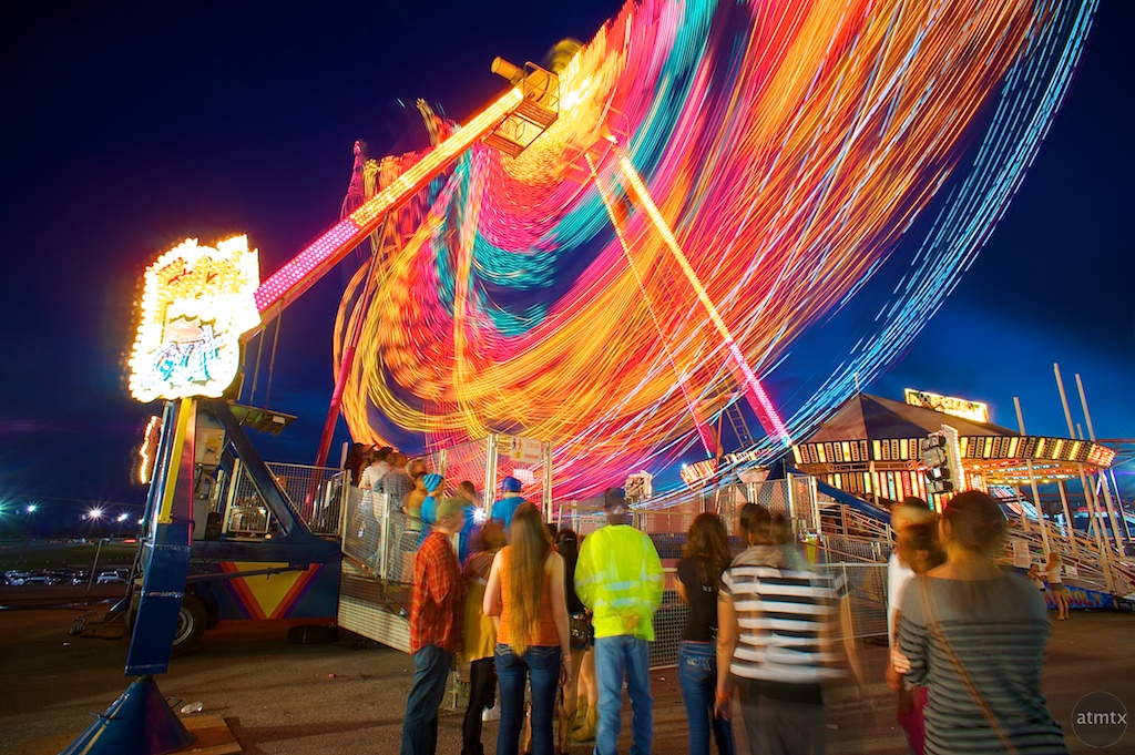 Freak Out Color Explosion, Rodeo Austin