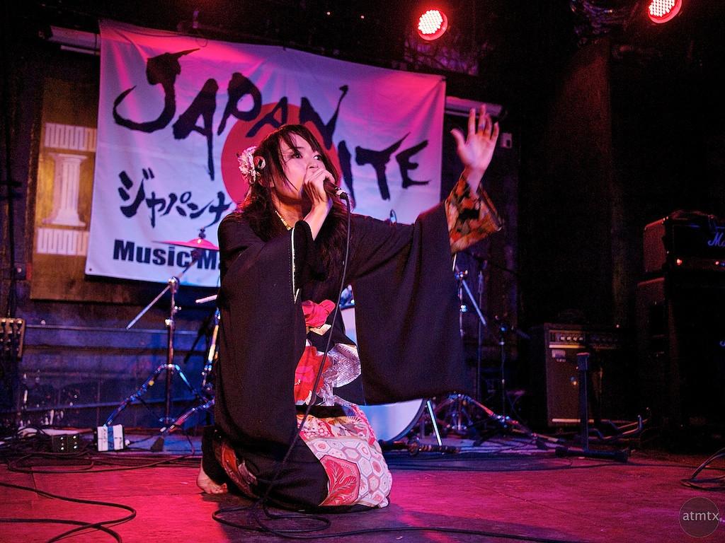 Kaori from Kao=S, SXSW Japan Nite 2012