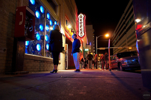 Red Fez Exterior - Austin, Texas