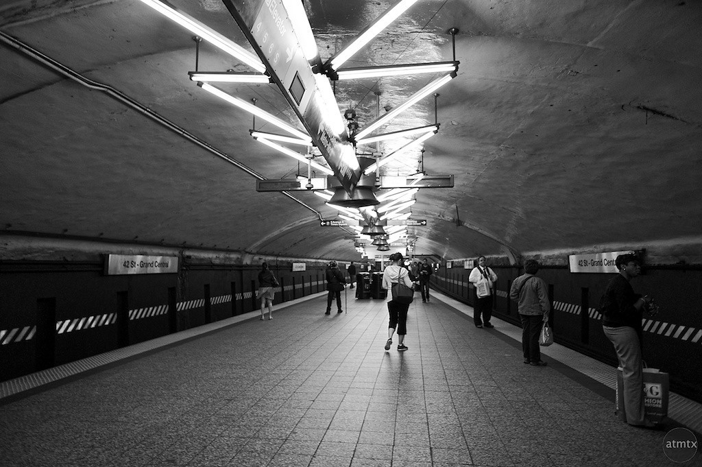 42nd Street Subway Station