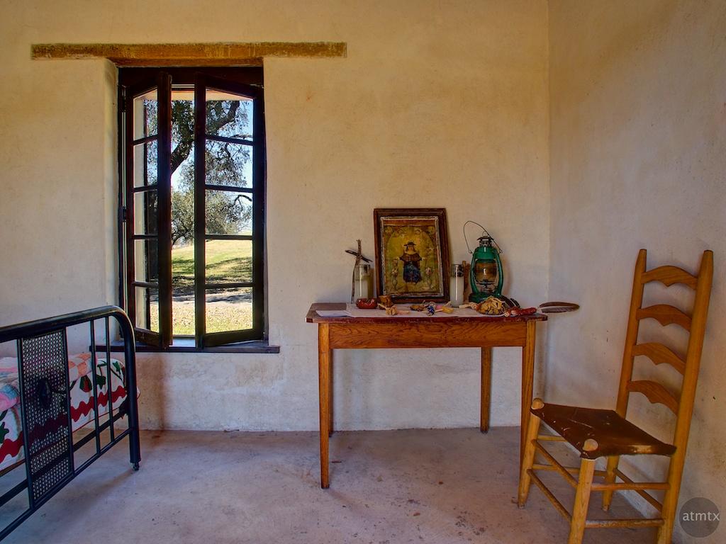 Adobe House, Institute of Texan Cultures - San Antonio, Texas