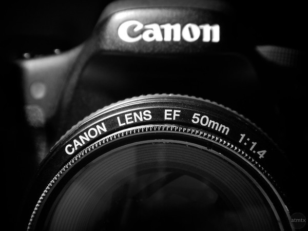 My Canon 7D with 50mm f1.4