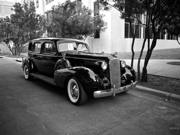1937 Cadillac Fleetwood - Austin, Texas