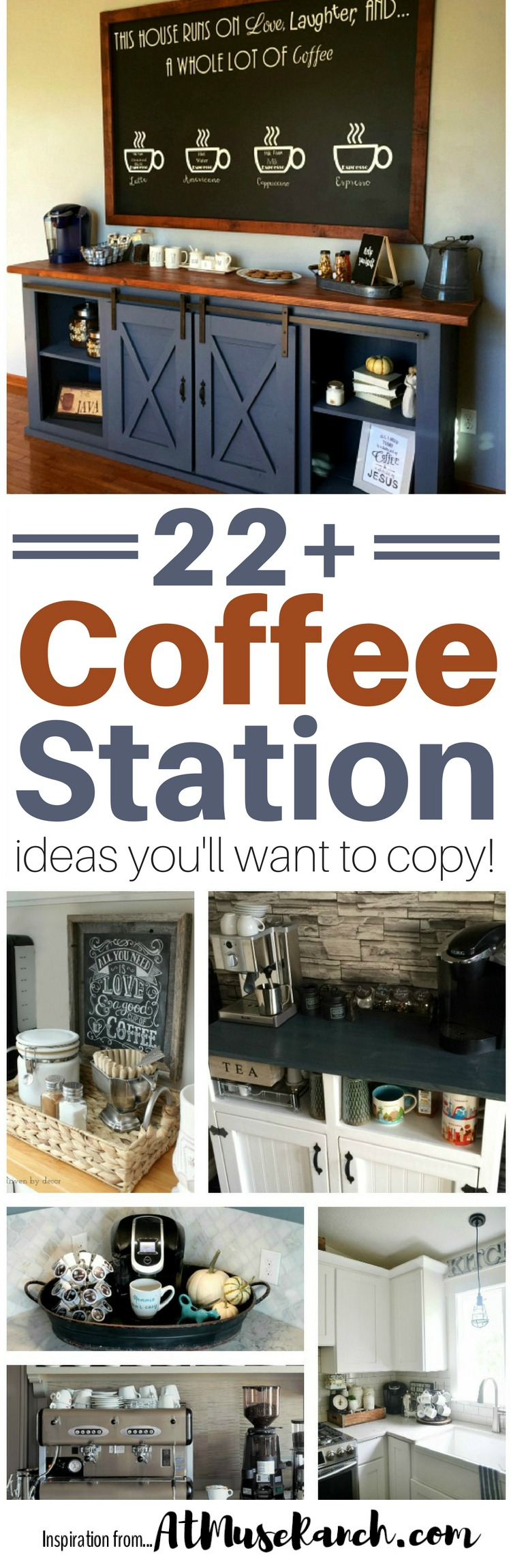 22 Coffee Station Ideas | You'll Be Inspired to Copy - AT ...