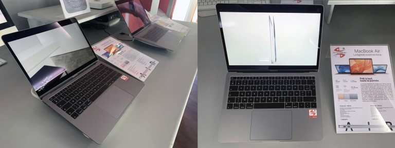 Nouveau MacBook Air