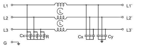 3 Phase Wiring Schematic