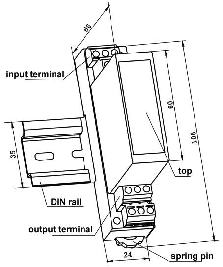 Current Sensor AC/DC 0.1mA/1mA/5mA/10mA/20mA/50mA/0.2A/0