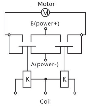 Wiring Diagram Reversing Contactor