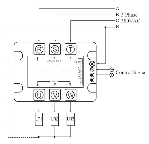 [DIAGRAM] 3 Phase Scr Heater Wiring Diagram FULL Version