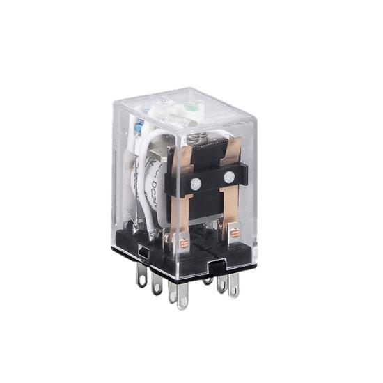 Electromagnetic Relay Dpdt 12 24 110 220v Coils