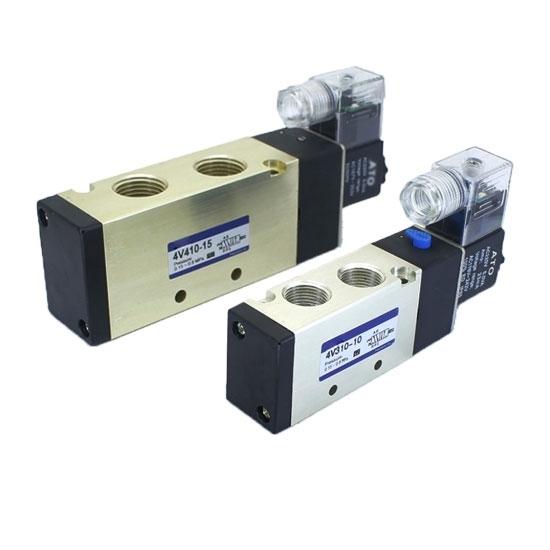pneumatic single solenoid valve