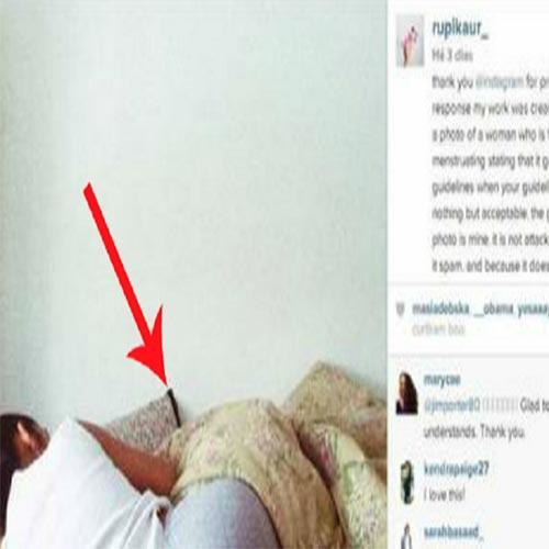 Conheça a foto íntima proibida que foi retirada 2 vezes do Instagram por  ser imprópria 5c4194f363612