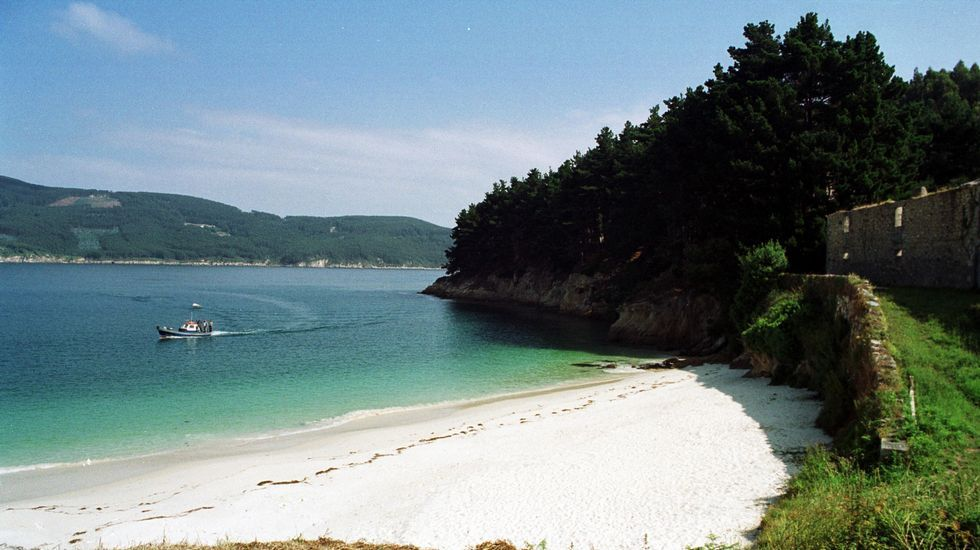 PLAYA DE CAOLÍN, THE GALICIAN CARIBBEAN