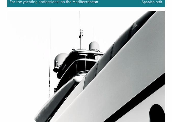 Superyacht refit atollvic north atlantic