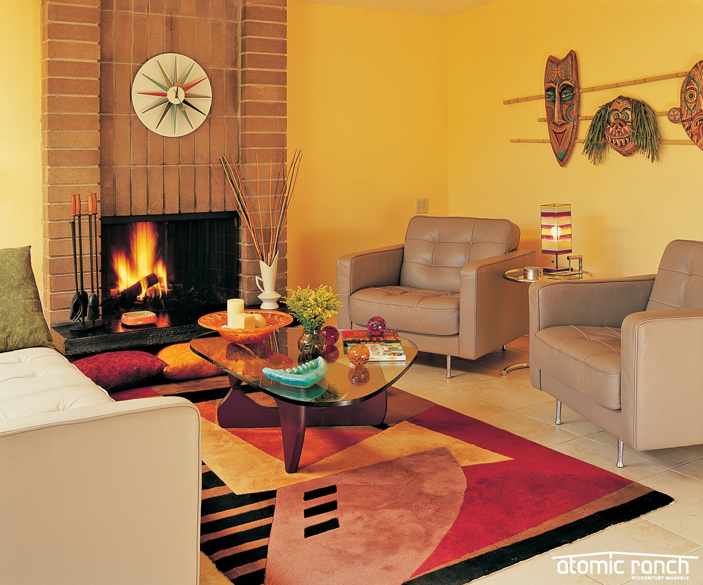 kitschy living room sofas modern love at first sight pt 3 a dash of midcentury kitsch streng bros house tour