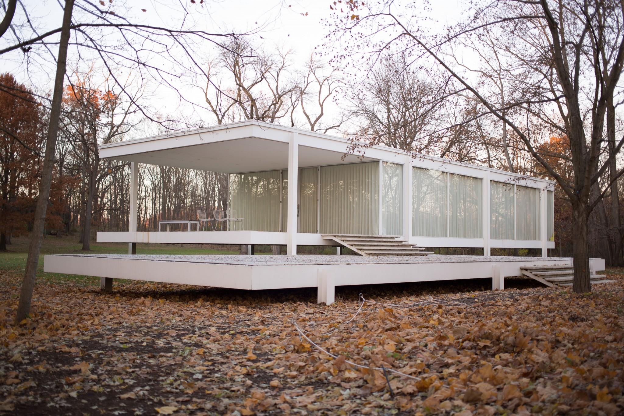 Mies van der Rohe European Modernist Designer in America