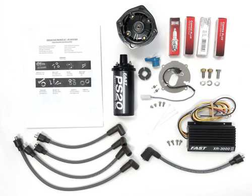 small resolution of these kits have been expressly engineered to upgrade delco and prestolite distributors on atomic 4 engines shown below is the complete kit and new breaker